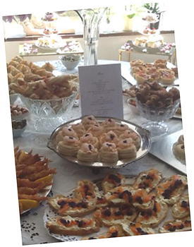 Buffets, Small Functions. Business Platters by Lea